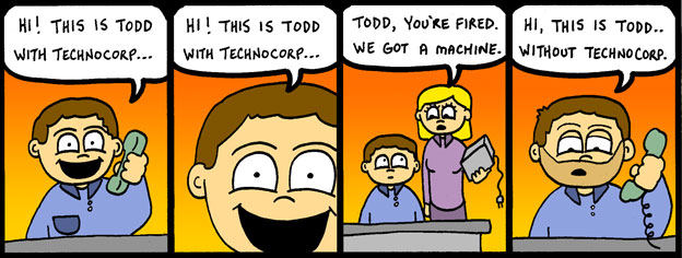 Todd with Technocorp